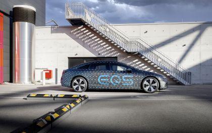 2021 Mercedes-Benz EQS 7