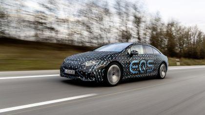 2021 Mercedes-Benz EQS 10