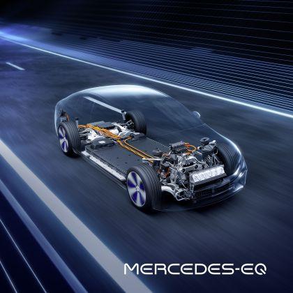 2021 Mercedes-Benz EQS 15