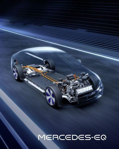 2021 Mercedes-Benz EQS 16
