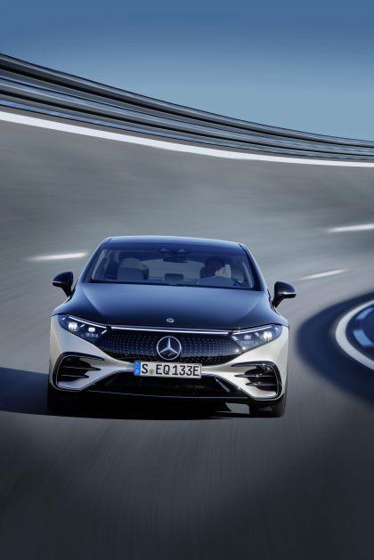 2021 Mercedes-Benz EQS 38