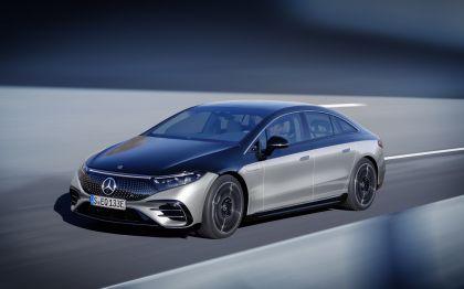 2021 Mercedes-Benz EQS 42
