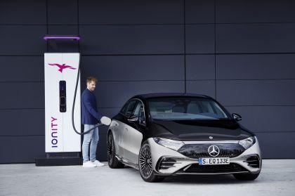 2021 Mercedes-Benz EQS 52