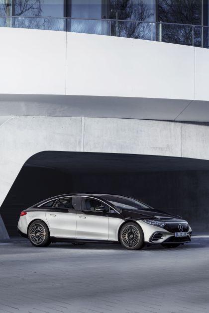 2021 Mercedes-Benz EQS 55