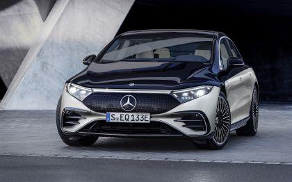 2021 Mercedes-Benz EQS 58