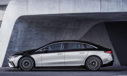 2021 Mercedes-Benz EQS 63
