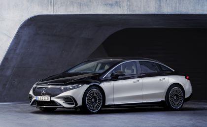 2021 Mercedes-Benz EQS 64