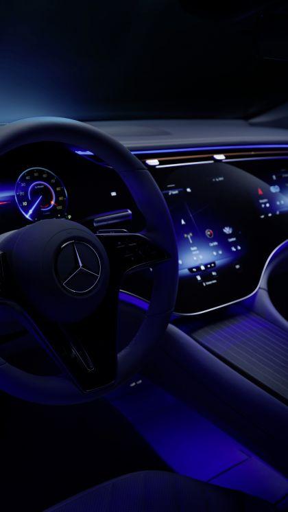 2021 Mercedes-Benz EQS 119