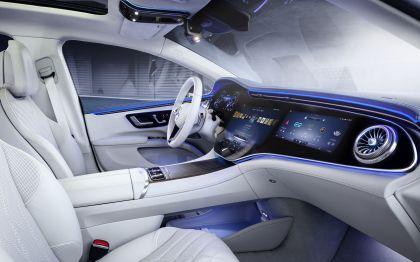 2021 Mercedes-Benz EQS 134