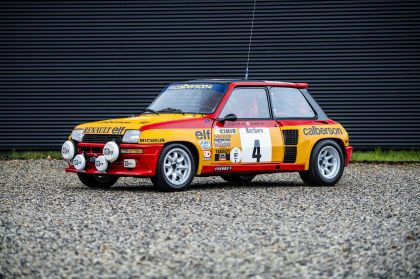 1980 Renault 5 Turbo Group 4 works rally 2