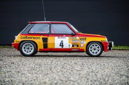 1980 Renault 5 Turbo Group 4 works rally 3
