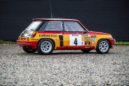 1980 Renault 5 Turbo Group 4 works rally 4