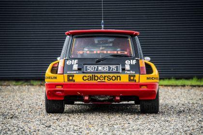 1980 Renault 5 Turbo Group 4 works rally 6