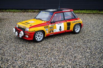 1980 Renault 5 Turbo Group 4 works rally 7