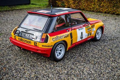 1980 Renault 5 Turbo Group 4 works rally 8