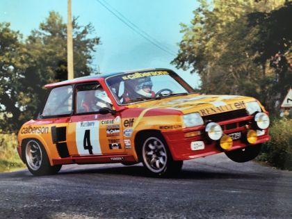 1980 Renault 5 Turbo Group 4 works rally 12