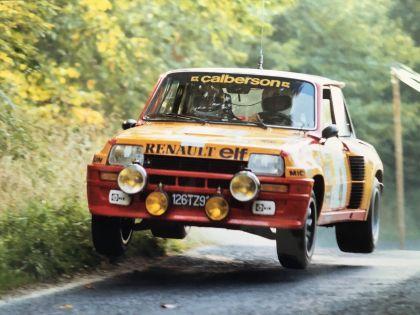 1980 Renault 5 Turbo Group 4 works rally 13