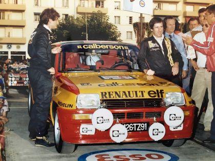 1980 Renault 5 Turbo Group 4 works rally 14