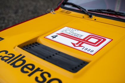 1980 Renault 5 Turbo Group 4 works rally 15