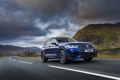 2021 Volkswagen Tiguan R - UK version 9