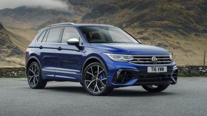 2021 Volkswagen Tiguan R - UK version 4