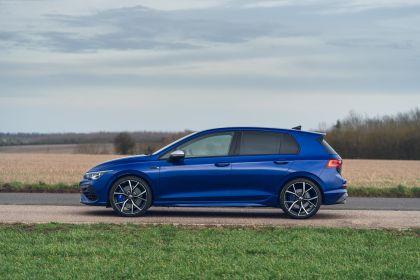 2021 Volkswagen Golf ( VIII ) R - UK version 10