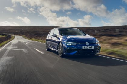 2021 Volkswagen Golf ( VIII ) R - UK version 18