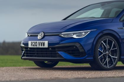 2021 Volkswagen Golf ( VIII ) R - UK version 47
