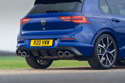 2021 Volkswagen Golf ( VIII ) R - UK version 58