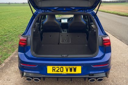 2021 Volkswagen Golf ( VIII ) R - UK version 108