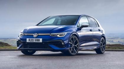 2021 Volkswagen Golf ( VIII ) R - UK version 3