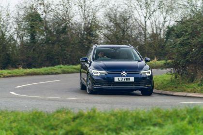 2021 Volkswagen Golf ( VIII ) Estate Style - UK version 9