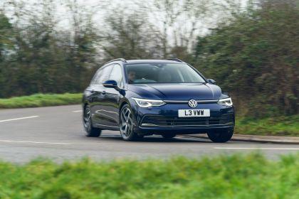2021 Volkswagen Golf ( VIII ) Estate Style - UK version 10
