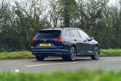 2021 Volkswagen Golf ( VIII ) Estate Style - UK version 12