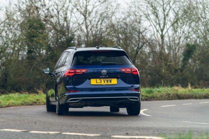 2021 Volkswagen Golf ( VIII ) Estate Style - UK version 14