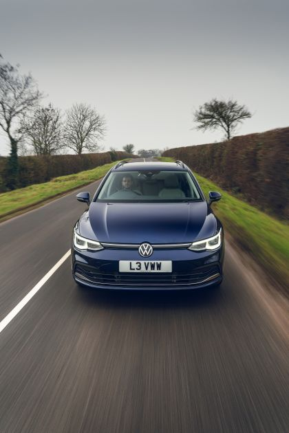 2021 Volkswagen Golf ( VIII ) Estate Style - UK version 22