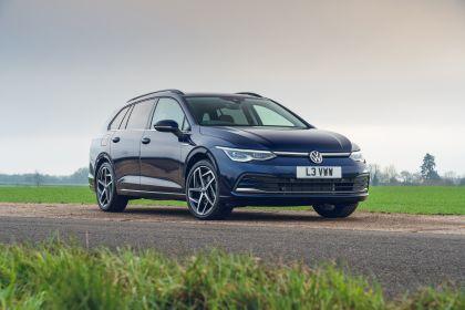 2021 Volkswagen Golf ( VIII ) Estate Style - UK version 28