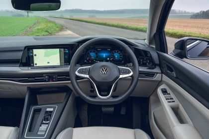 2021 Volkswagen Golf ( VIII ) Estate Style - UK version 77