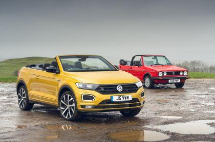2021 Volkswagen T-Roc cabriolet R-Line - UK version 11