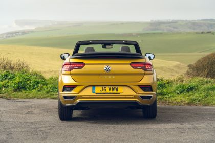 2021 Volkswagen T-Roc cabriolet R-Line - UK version 21