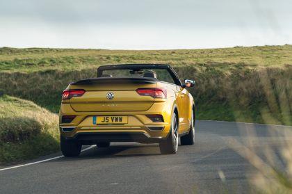 2021 Volkswagen T-Roc cabriolet R-Line - UK version 36