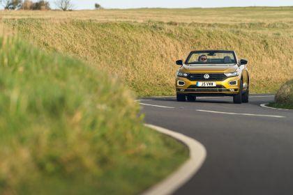 2021 Volkswagen T-Roc cabriolet R-Line - UK version 40