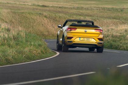 2021 Volkswagen T-Roc cabriolet R-Line - UK version 48