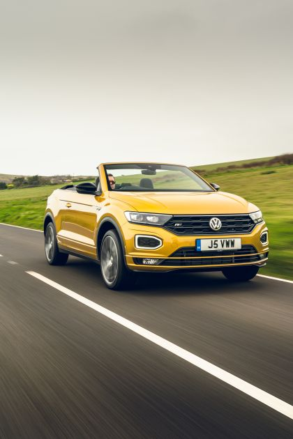 2021 Volkswagen T-Roc cabriolet R-Line - UK version 56