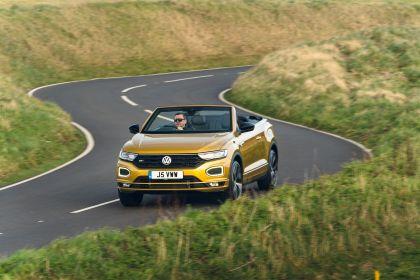 2021 Volkswagen T-Roc cabriolet R-Line - UK version 80
