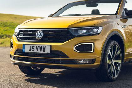 2021 Volkswagen T-Roc cabriolet R-Line - UK version 92
