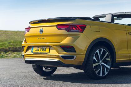 2021 Volkswagen T-Roc cabriolet R-Line - UK version 95