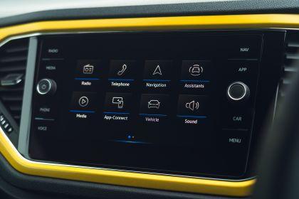 2021 Volkswagen T-Roc cabriolet R-Line - UK version 120