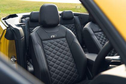 2021 Volkswagen T-Roc cabriolet R-Line - UK version 130