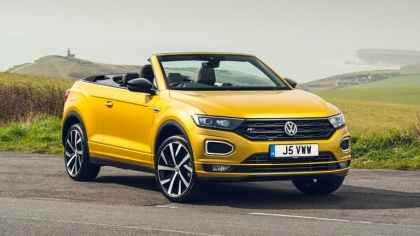 2021 Volkswagen T-Roc cabriolet R-Line - UK version 6